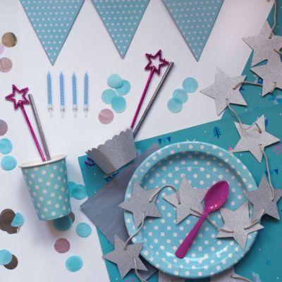 Kit anniversaire Reine des Neiges