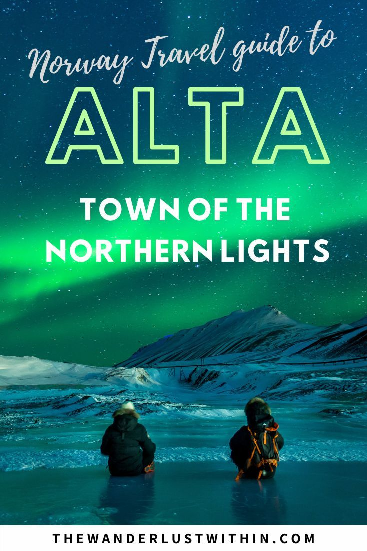 Photo of Travel Guide to Alta, Norway – The Town of the Northern Lights
