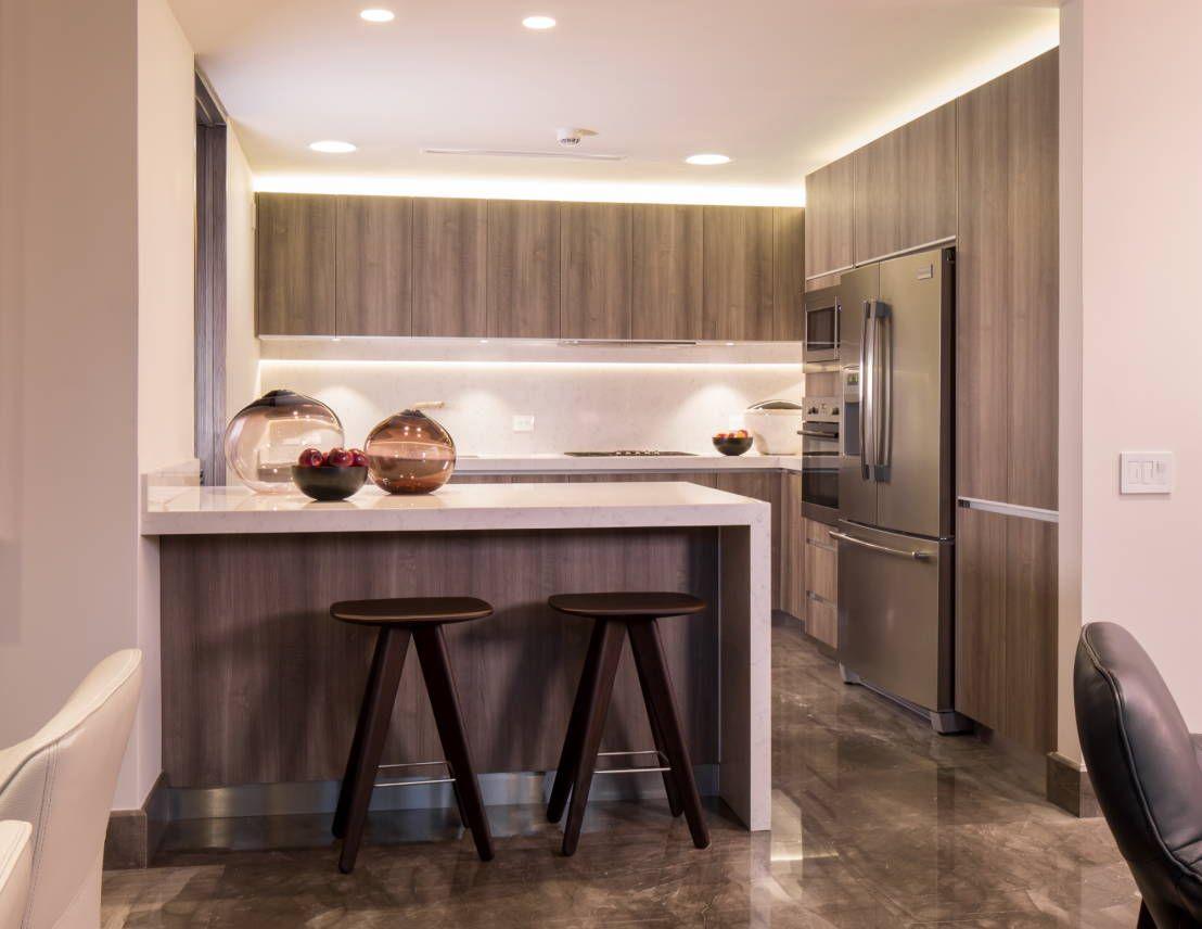 7 ideas para optimizar espacio en cocinas pequeñas | Ideas para el ...