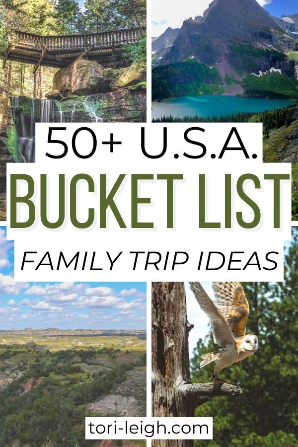 Traveling the US With Kids – The Best Vacations in