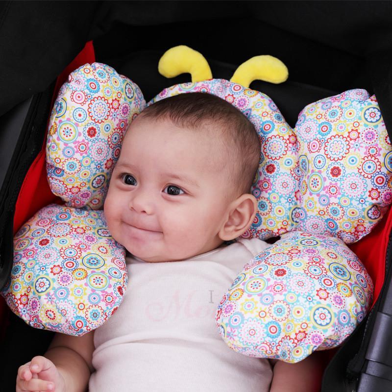 Newborn Baby Head Support Pillow