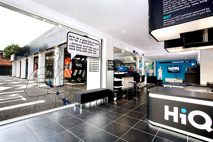 Book your car in for a tyre fitting, MOT, sevice or repair by our local  experts at your nearest HiQ Centre today.