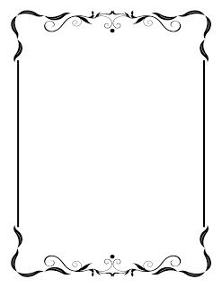 free borders and frames for invitations