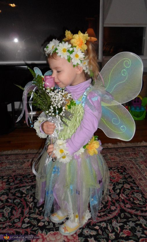 Flower Fairy - Halloween Costume Contest at Costume-Works.com  sc 1 st  Pinterest & Flower Fairy - Halloween Costume Contest at Costume-Works.com ...