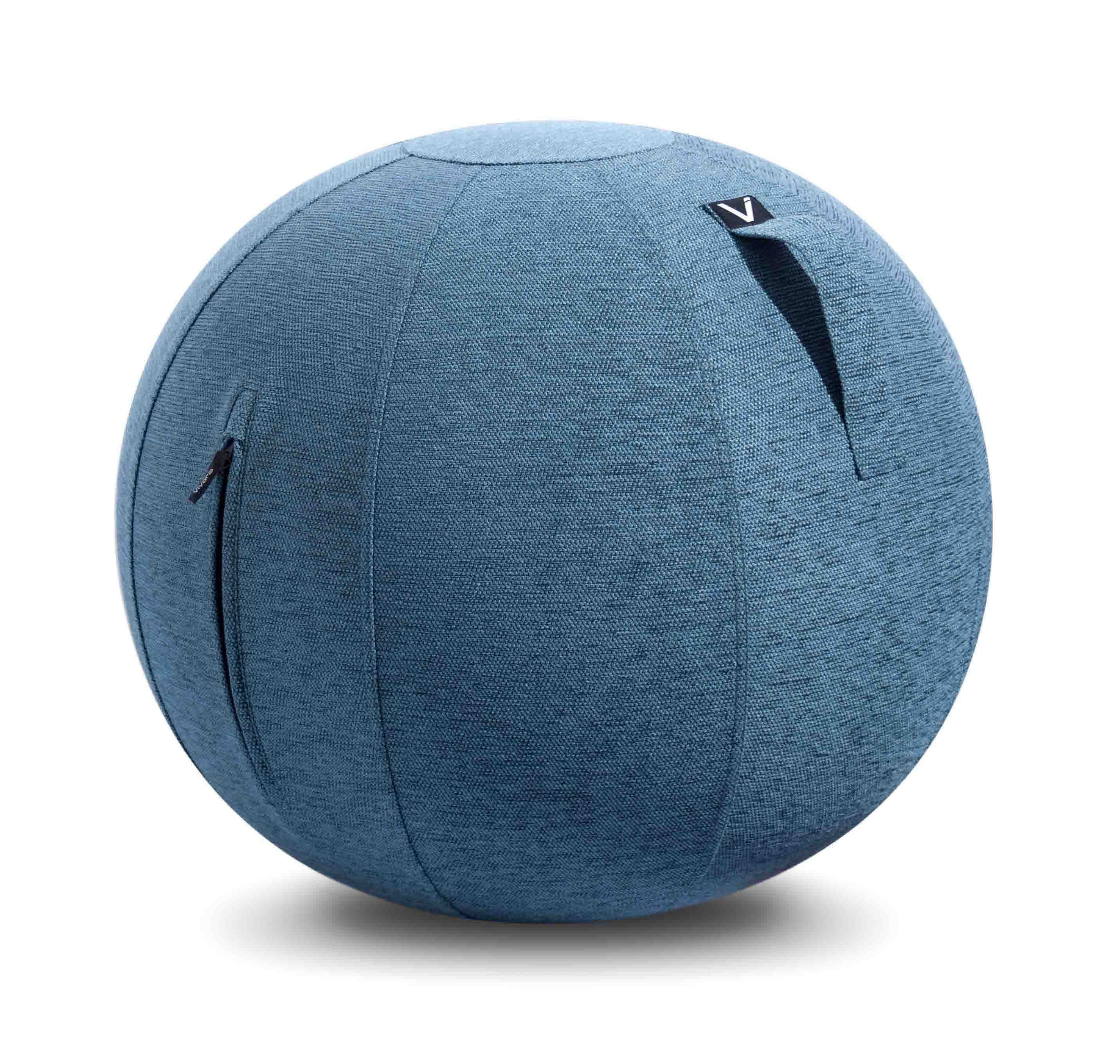PACEARTH Exercise Ball(Blue) in 2020 Exercise ball