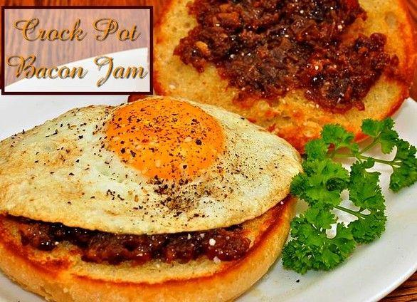 Bacon Jam http://www.momspantrykitchen.com/crock-pot-bacon-jam.html