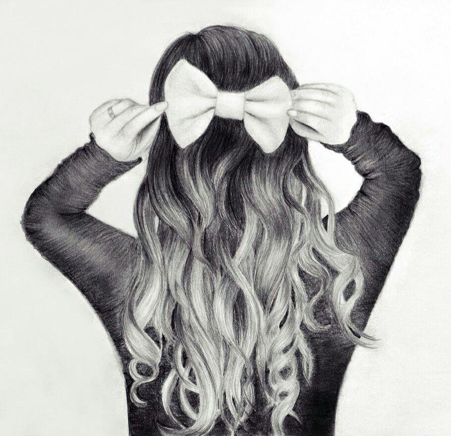 Hair Nice Cool Girly Drawings