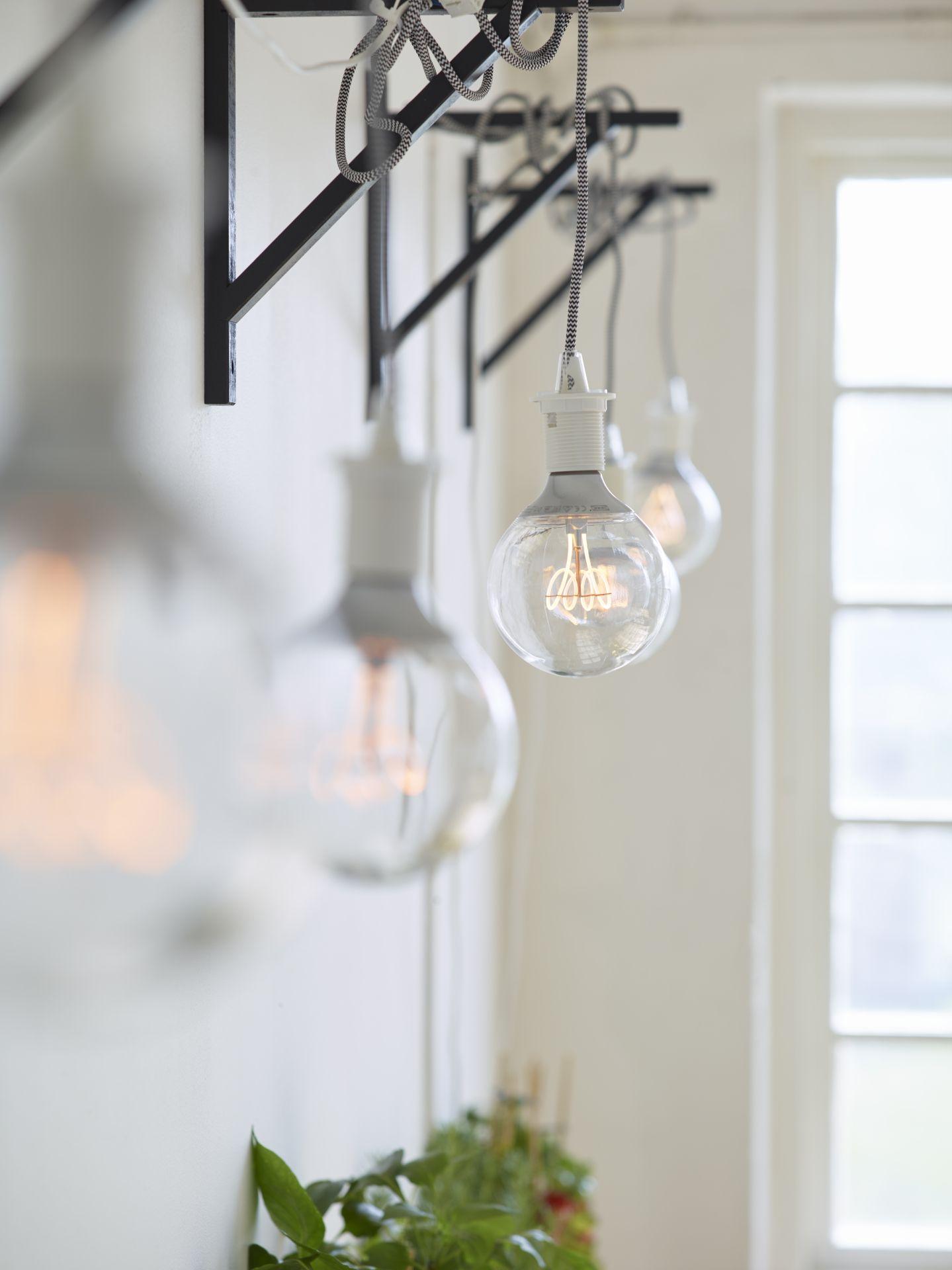 nittio led lamp e27 20 lumen ikea ikeanl ikeanederland lamp led lamp led led verlichting verlichting duurzaam duurzaamheid milieubewust inspiratie