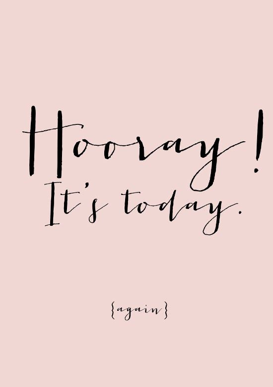 Hey, it might just be another Monday, but make it an amazing day! #Quotes #Happiness #Gratitude