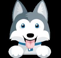 Business Class Trello Puppy Cartoon Dog Crafts Dog Tumblr