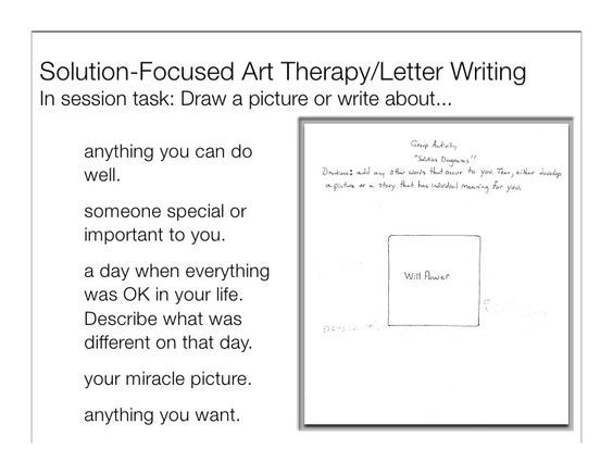Solution Focused Brief Therapy Worksheets Google Search Terapia