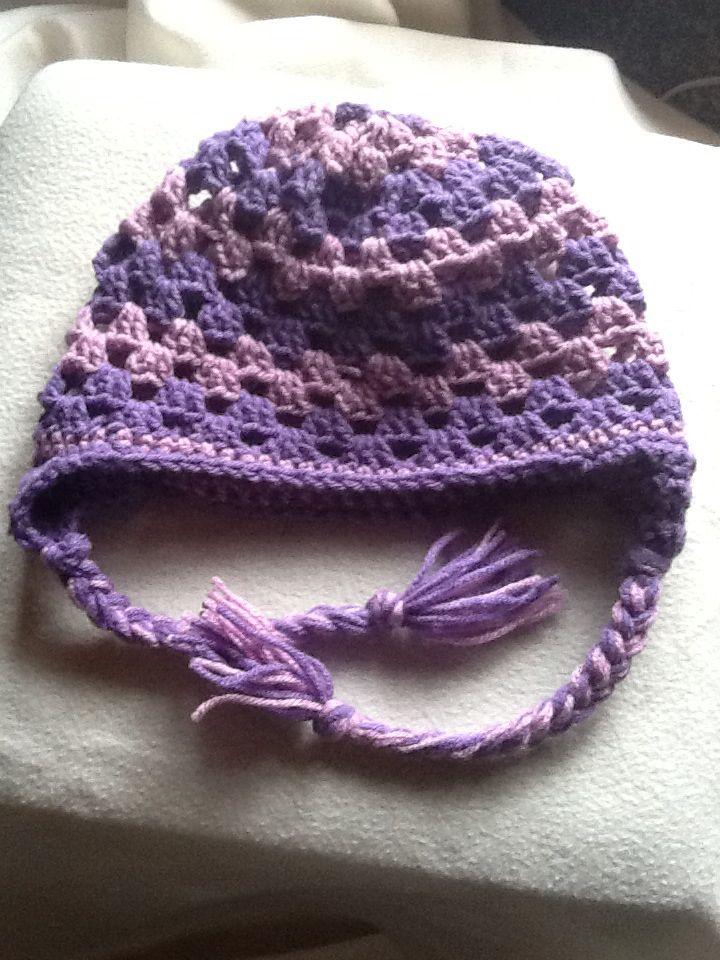 Hat made for friend..want one? Message me on facebook!! https://www.facebook.com/kel.belle.18