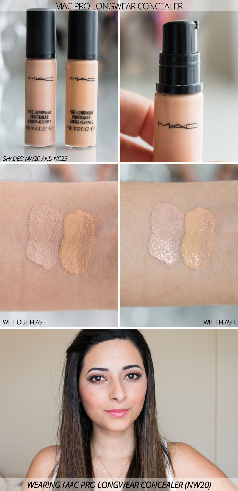 Pro Longwear Foundation by MAC #10