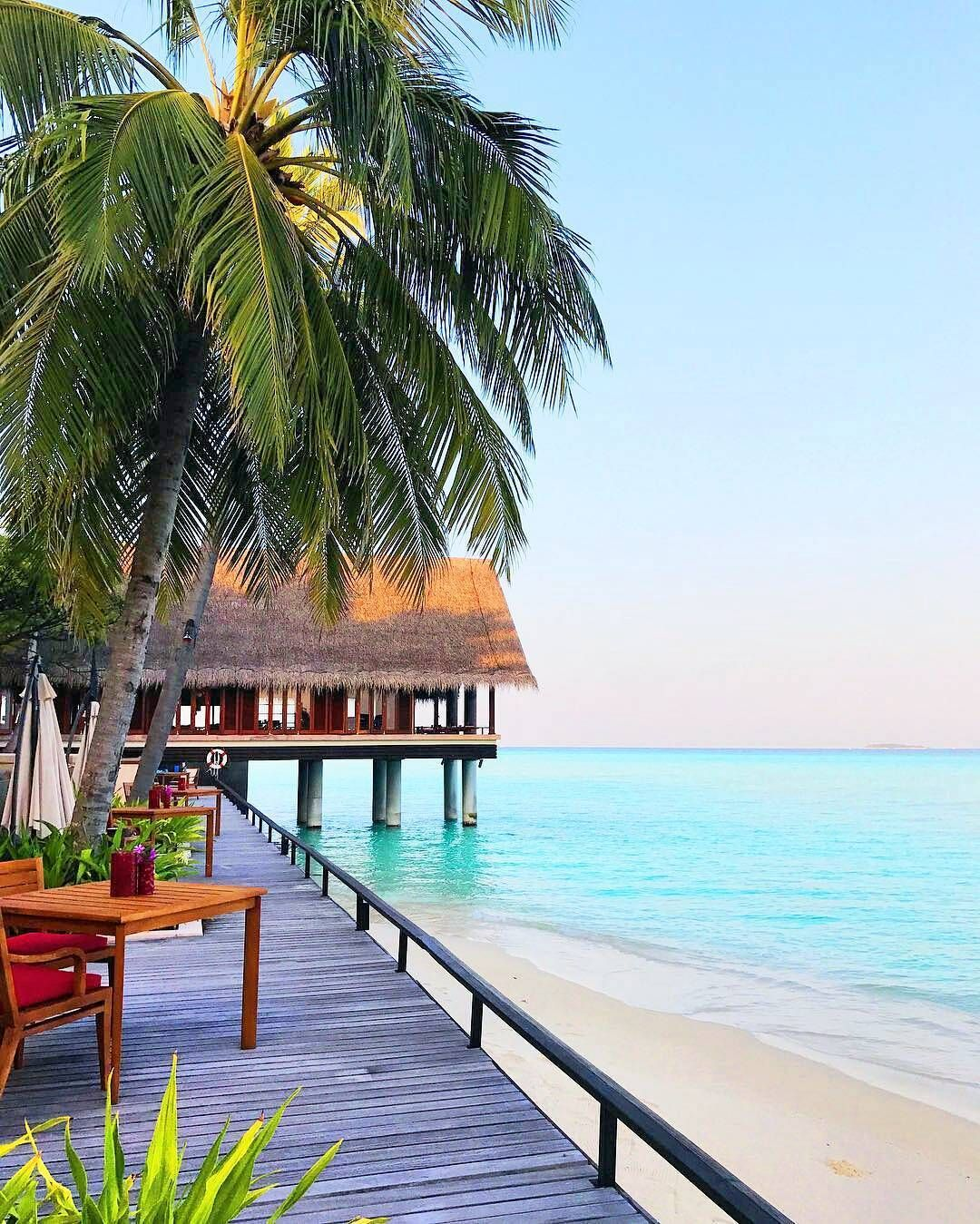 The Maldives Island One & Only Reethirah https//www