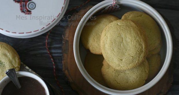 Biscuits sablé à la vanille | Le Blog cuisine de Samar