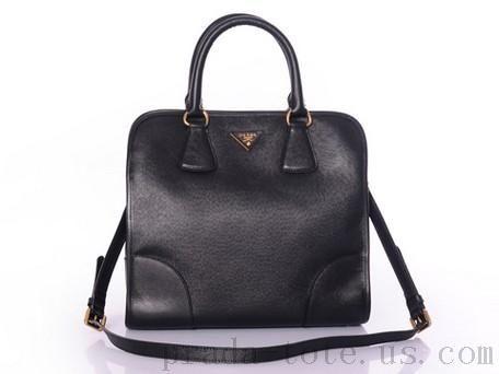 b4fdfcfe3932 ... new arrivals luxury prada bn2254 handbags in black outlet store d897a  6b0de