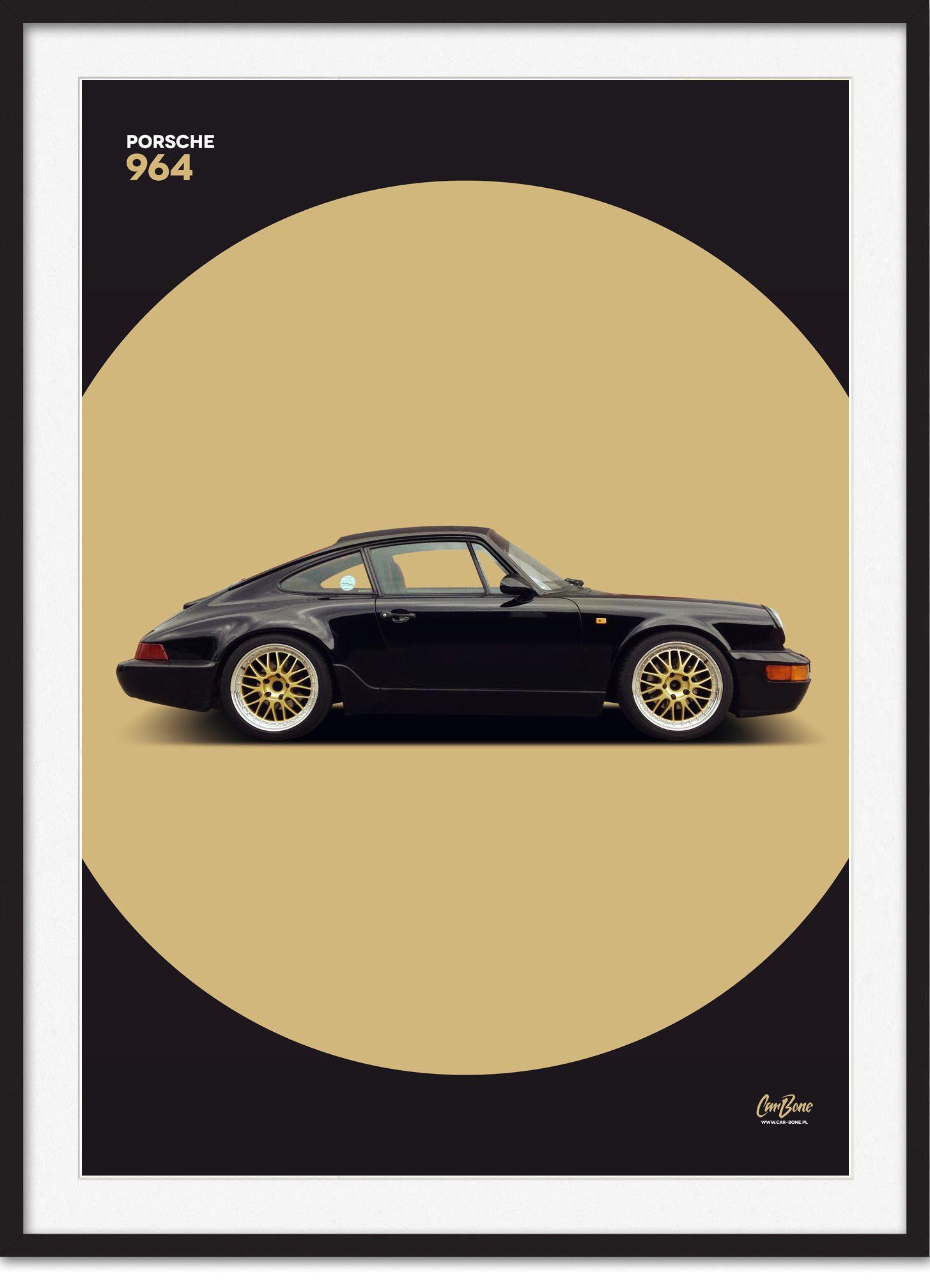 New Porsche Posters Have Just Been Added To The Shop Porsche Porsche 964 Vintage Racing Poster
