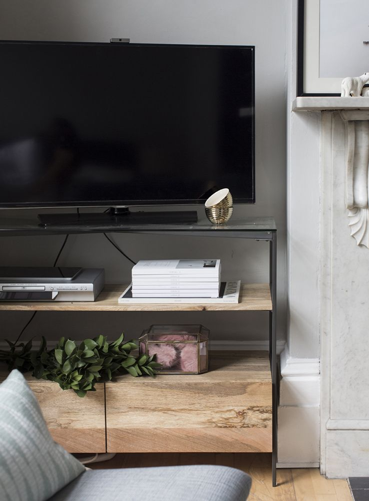 Small Space Solutions Living Room: Park And Cube's Small Space Living Room Solution