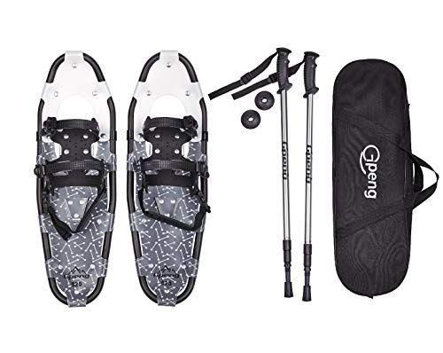 elegantní tvar naprosto stylový omezené množství Gpeng 14'/21'/25'/27'/30' Snowshoes Snow Shoes for Men Women ...