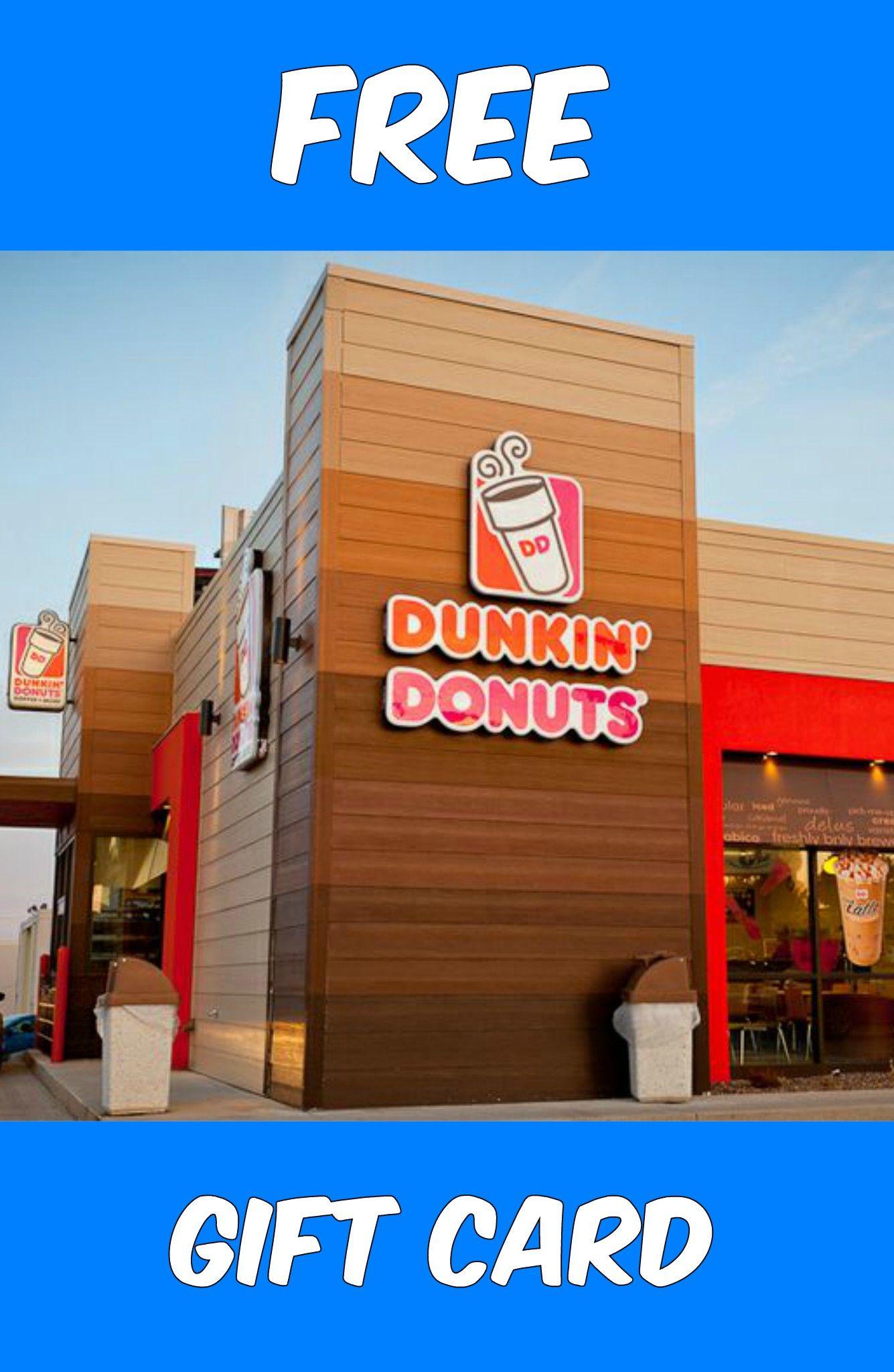 TMobile Tuesdays FREE Dunkin' Donuts Gift Card, Redbox