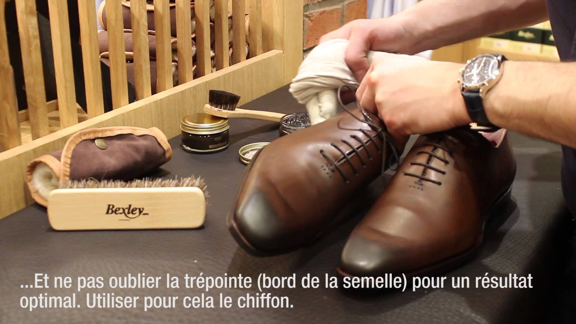 Cirer Cuir BexleyComment Entretien En Ses Chaussures gy6bf7