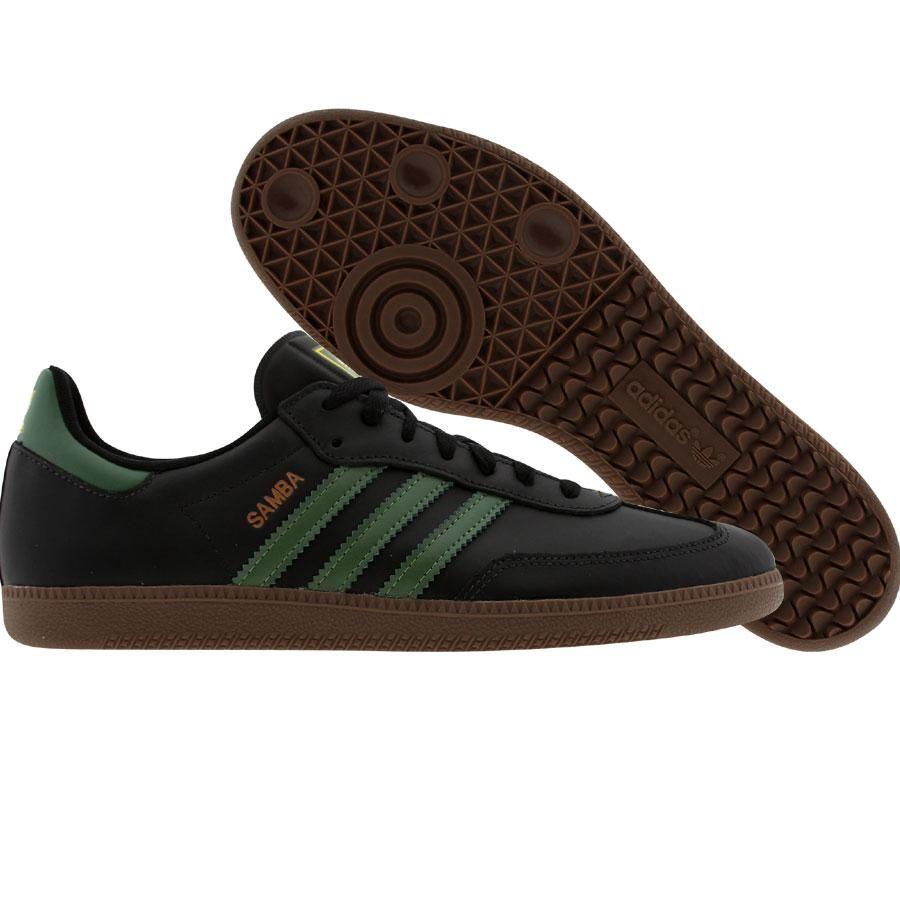 Adidas Samba (black 1   bas green   sha yellow) G48120 -  64.99 ... 6620f0951