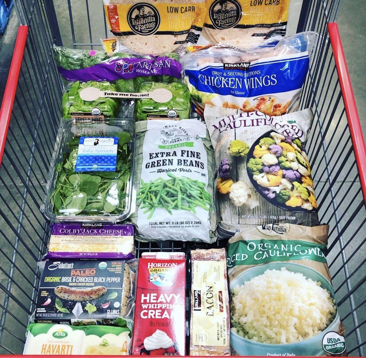 Costco Keto Friendly Food Haul Keto, Food, Grocery haul