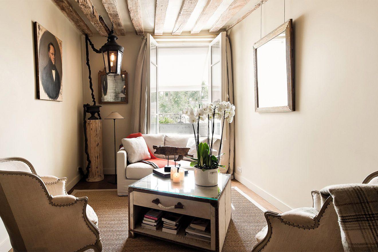 Un romantico appartamento a Parigi Appartamenti parigi