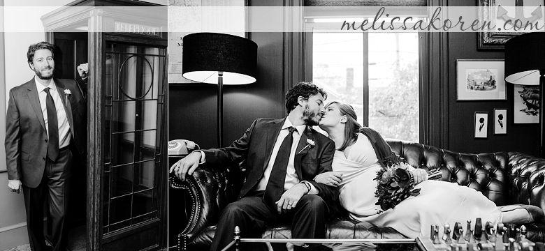 Melissa Koren Photography | Ellen   Derek: A Petite Wedding at Hotel Portsmouth-Prescott Park | http://www.melissakoren.com