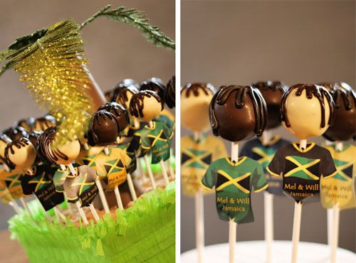 Jamaican Cake Pops I Love The Dreads