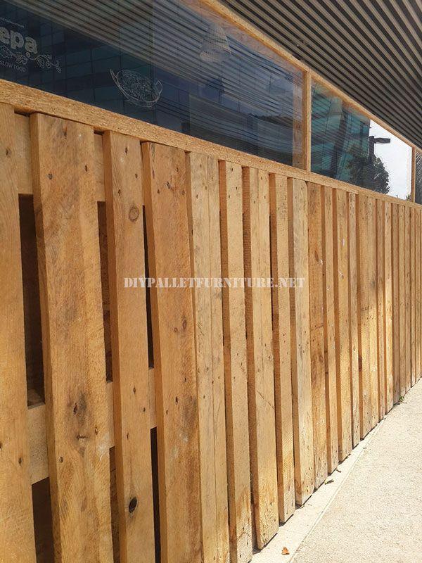 Mueblesdepalets Net Cerramiento Para Terraza De Un Bar