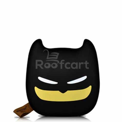 BATMAN POWER BANK. 8800 mAh capacity. Portable and Compatible with all smartphones and tablets. Many more amazing deals only at #roofcart