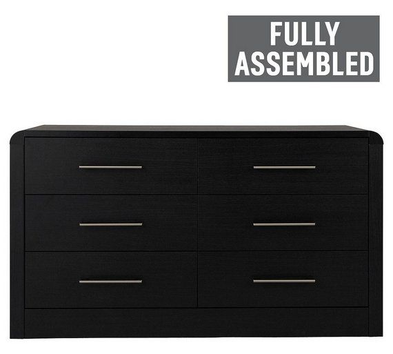 Argos Bedroom Furniture Captivating Buy Heart Of House Elford 6 Drawer Chest  Oak Effect At Argosco Design Ideas