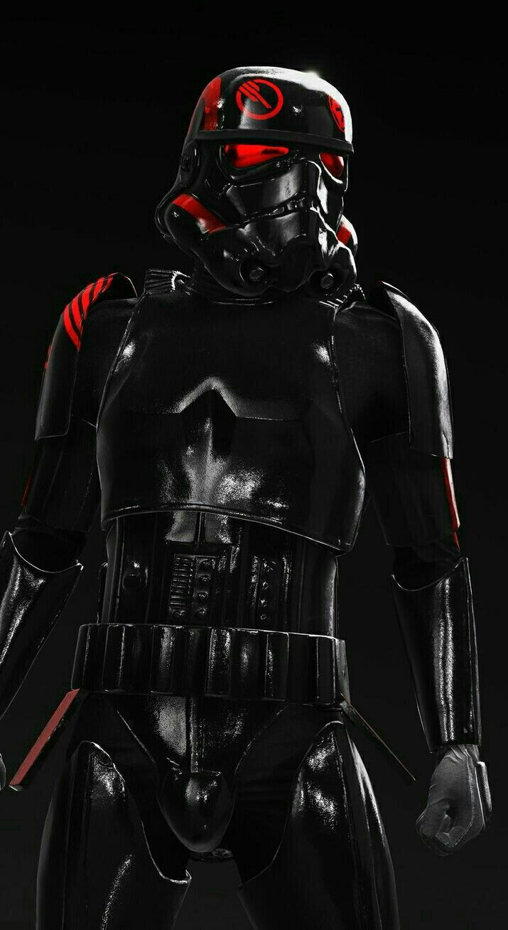 Dark Trooper Troops Of The Imperial Configuration Pinterest