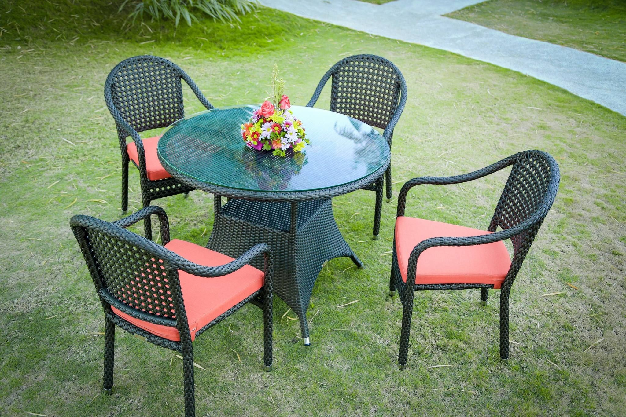 Enjoyable Outdoor Dining Set Of Cebu Outdoor Furniture Cebu Furniture Creativecarmelina Interior Chair Design Creativecarmelinacom