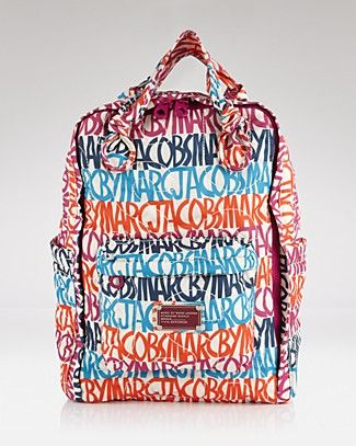 f7f35a8c0055 MARC BY MARC JACOBS Backpack - Pretty Nylon