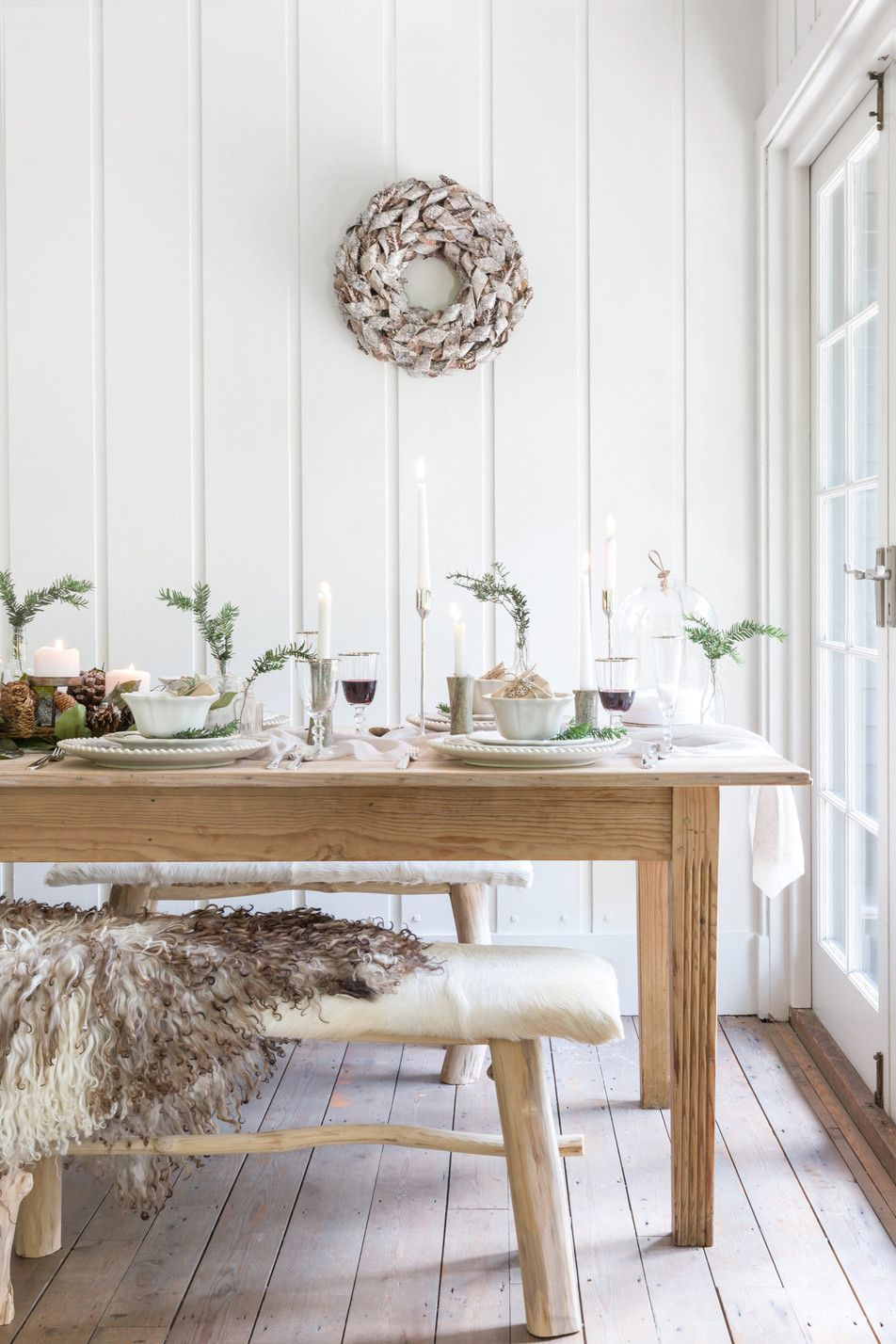 We Believe That Christmas Is All About Spending Time With Family Fascinating House With No Dining Room Design Decoration