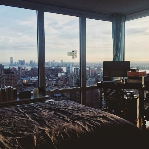 Fastbikesandtoomuchcoffee Dream Apartment City View Bedroom Views