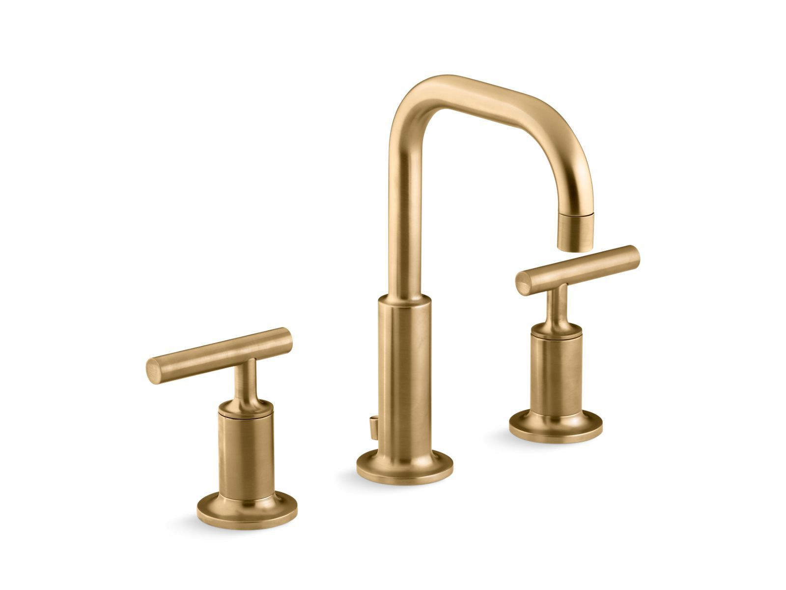 gold menards faucets nickel inspiration faucet by brushed kitchen bathroom charming