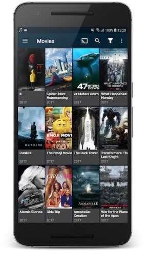 Top 7 Best Android Movie Apps Like Showbox Movie app