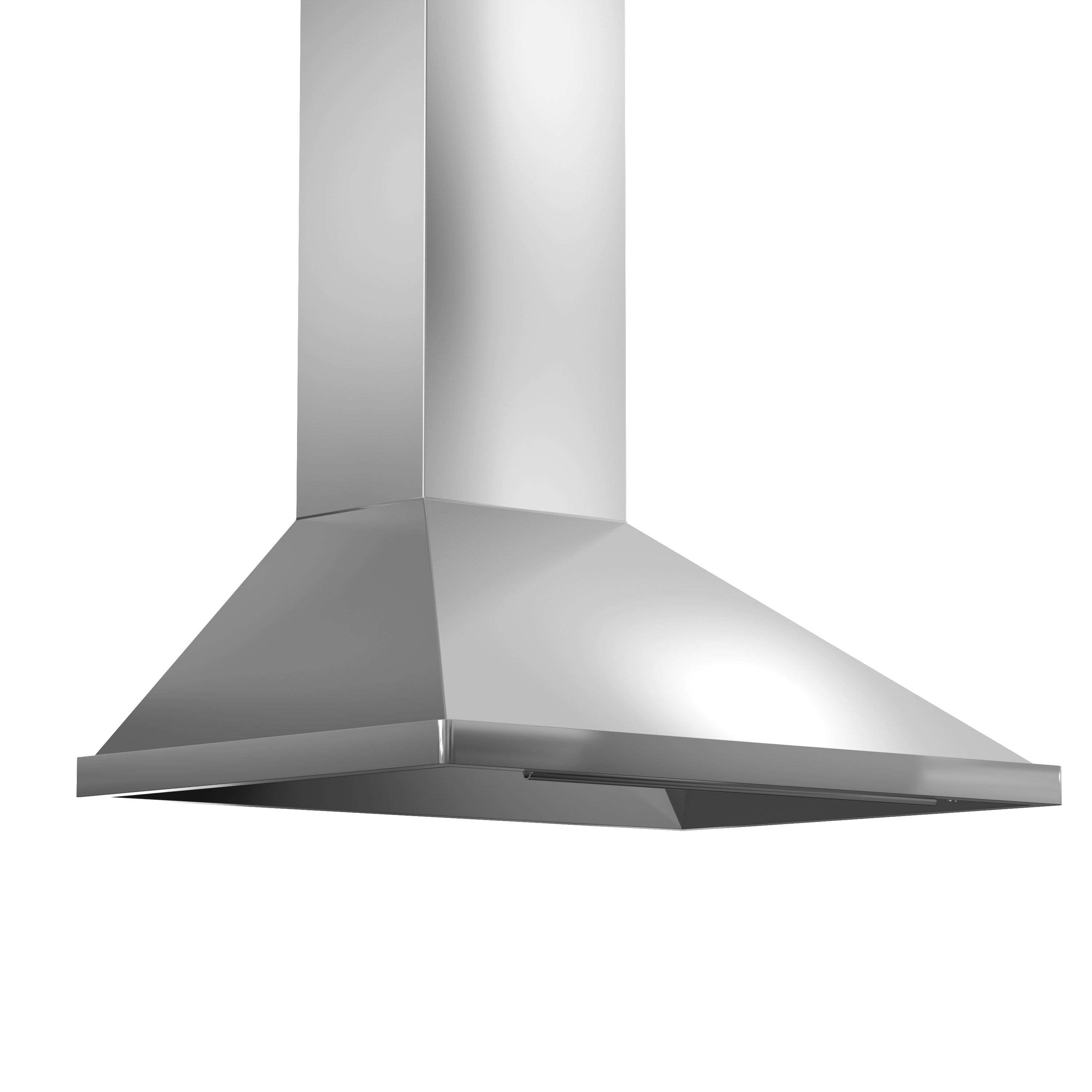 Zline 36 In Professional Wall Mount Range Hood In Stainless Steel 696 36 Wall Mount Range Hood Stainless Steel Range Hood Stainless Steel Hood