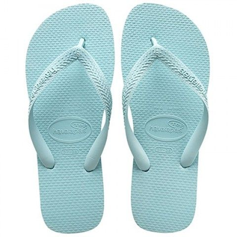 641ba7ff2 Everything is worth it! Check out these authentic Havaianas! Havaianas Top  Ice Blue Flip