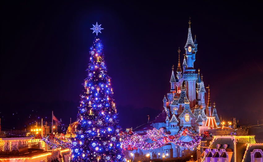 Рождество во франции фото