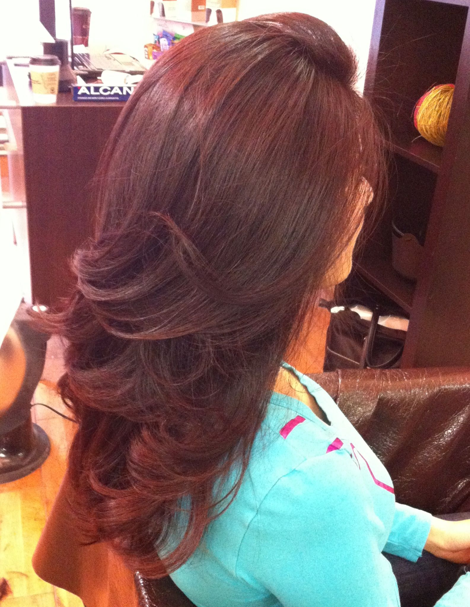 Cherry coke color beautiful hair i love pinterest discover