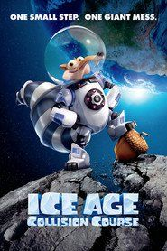 Ice Age: Collision Course Movie 2016