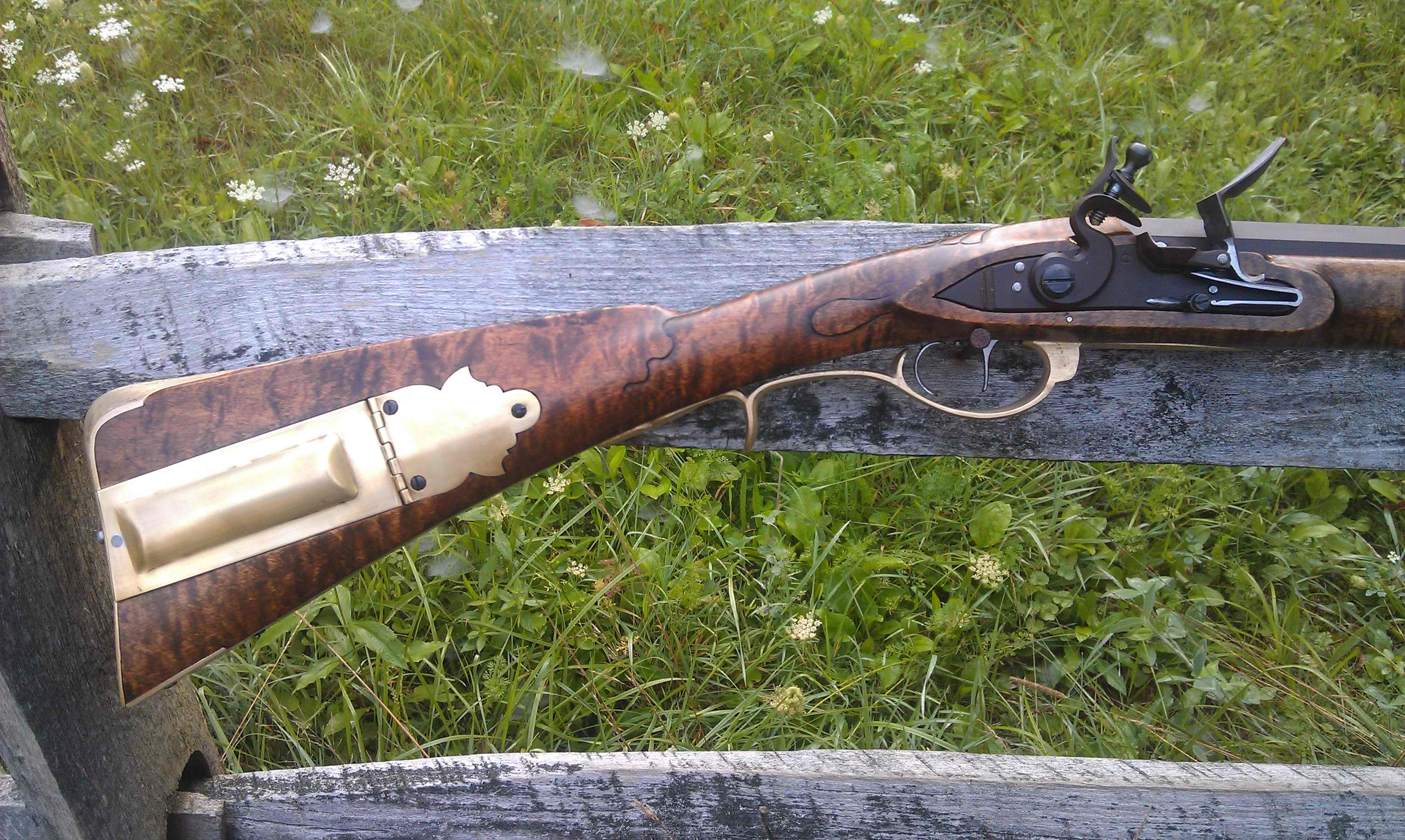 Pin On Flintlock Rifles And Accoutrements