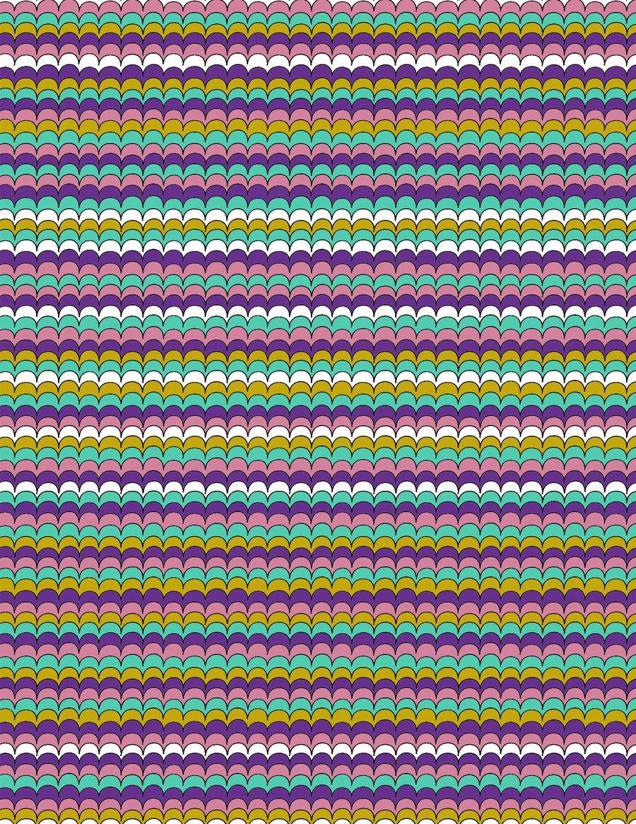 Candy Floss Pattern
