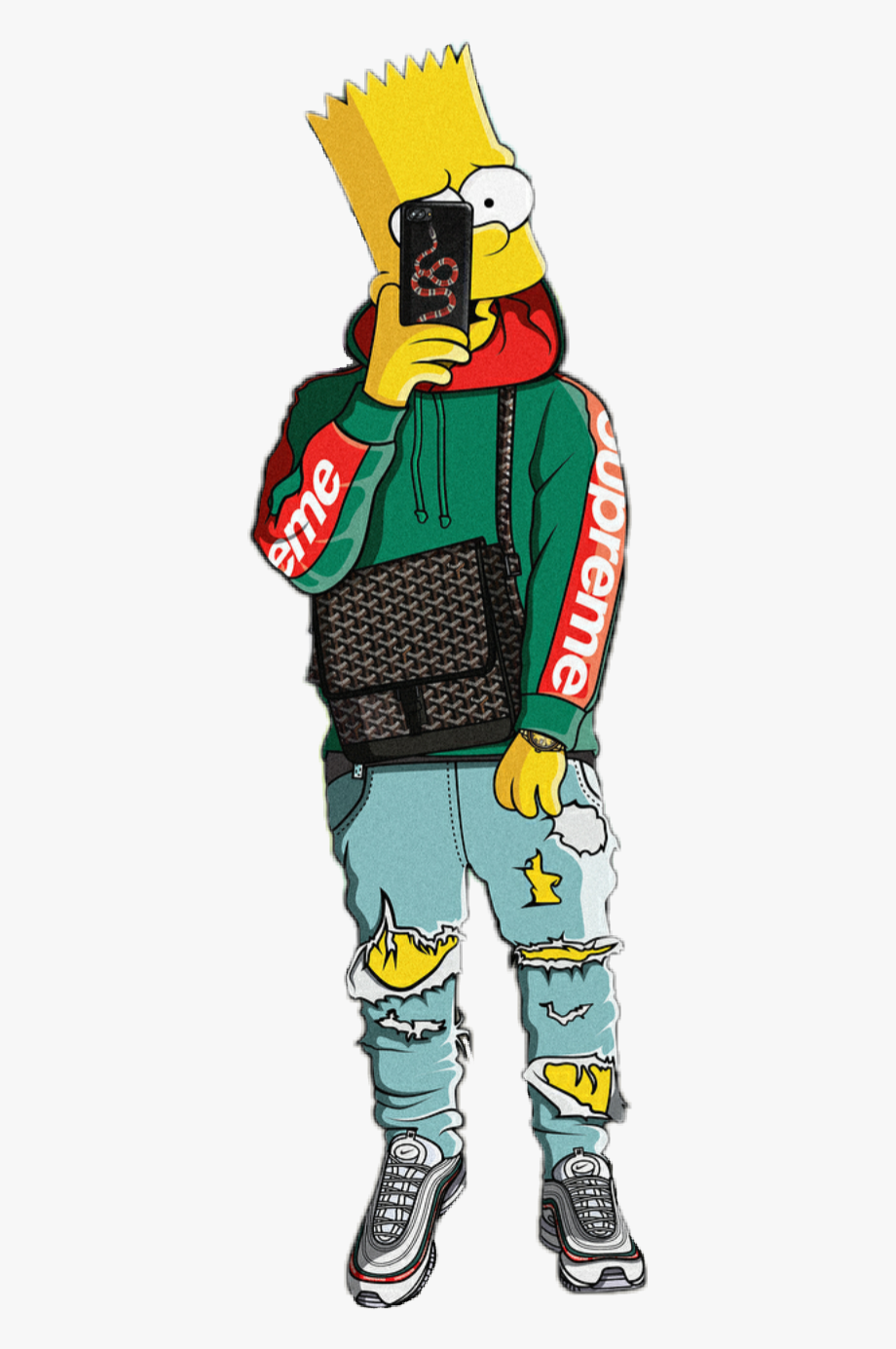 Download And Share Bart Simpson Bape Money Trap Rich Yeezy Bape Bart Simpson Supreme Cartoon Seach More Similar Free T Bart Simpson Art Bart Simpson Bart