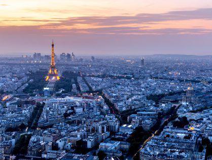 Paryż [cz.1] - intensywne zwiedzanie