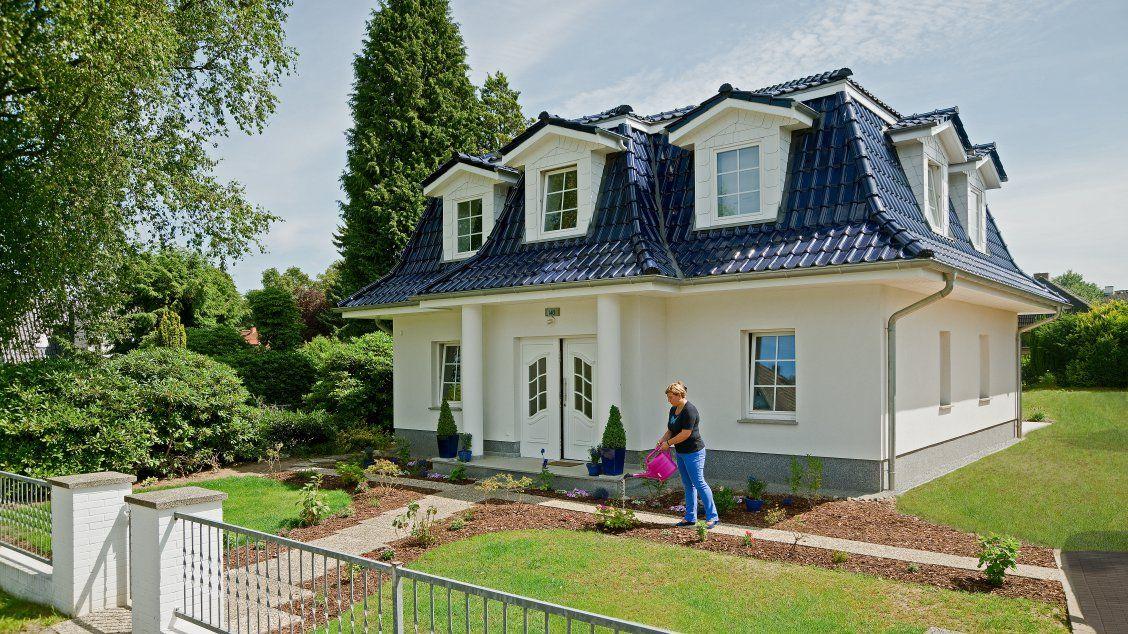 Exklusive Häuser Haus Föhr 158 Hauseingang Schräg 2